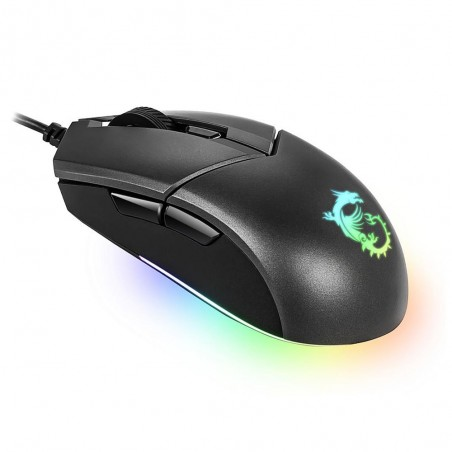 Souris gaming Marcus White Shark GM-1606