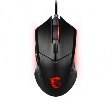 Souris gaming White shark spartacus