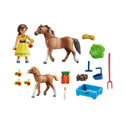 Pru with Horse and Foal Playmobil PL70122